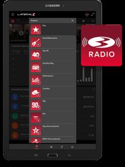 Bowflex Radio