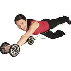 Gymstick Power Wheelz met DVD