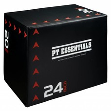 PTessentials PLYOPOWER Soft Surface Plyobox - Eind januari