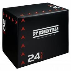PTessentials PLYOPOWER Soft Surface Plyobox