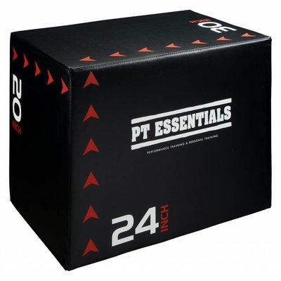 PTessentials PLYOPOWER Soft Surface Plyobox - Eind februari