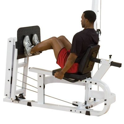 Body-Solid Leg Press Option voor EXM4000S LP40S