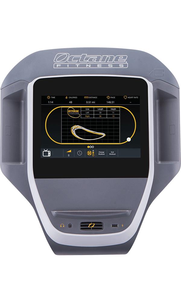 Octane Zero Runner Smart Console