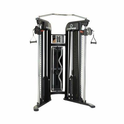 Inspire Fitness FT1 Functional Trainer Black