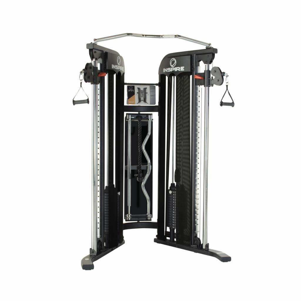 Inspire Fitness FT1 Functional Trainer Black   Gratis Installatie