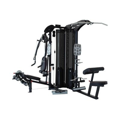 Inspire Fitness M5 Multi-Gym Dual Stack Black Edition
