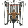 Inspire Fitness SCS Smith Cage Systeem Black + Bench