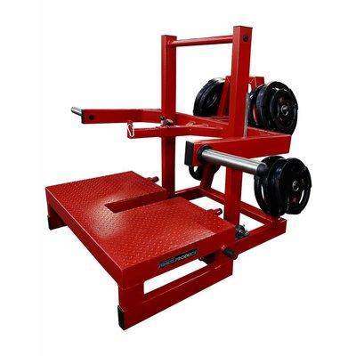 FP Equipment Belt Squat Machine 8DX
