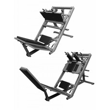 FP Equipment Leg Press and Hack Squat