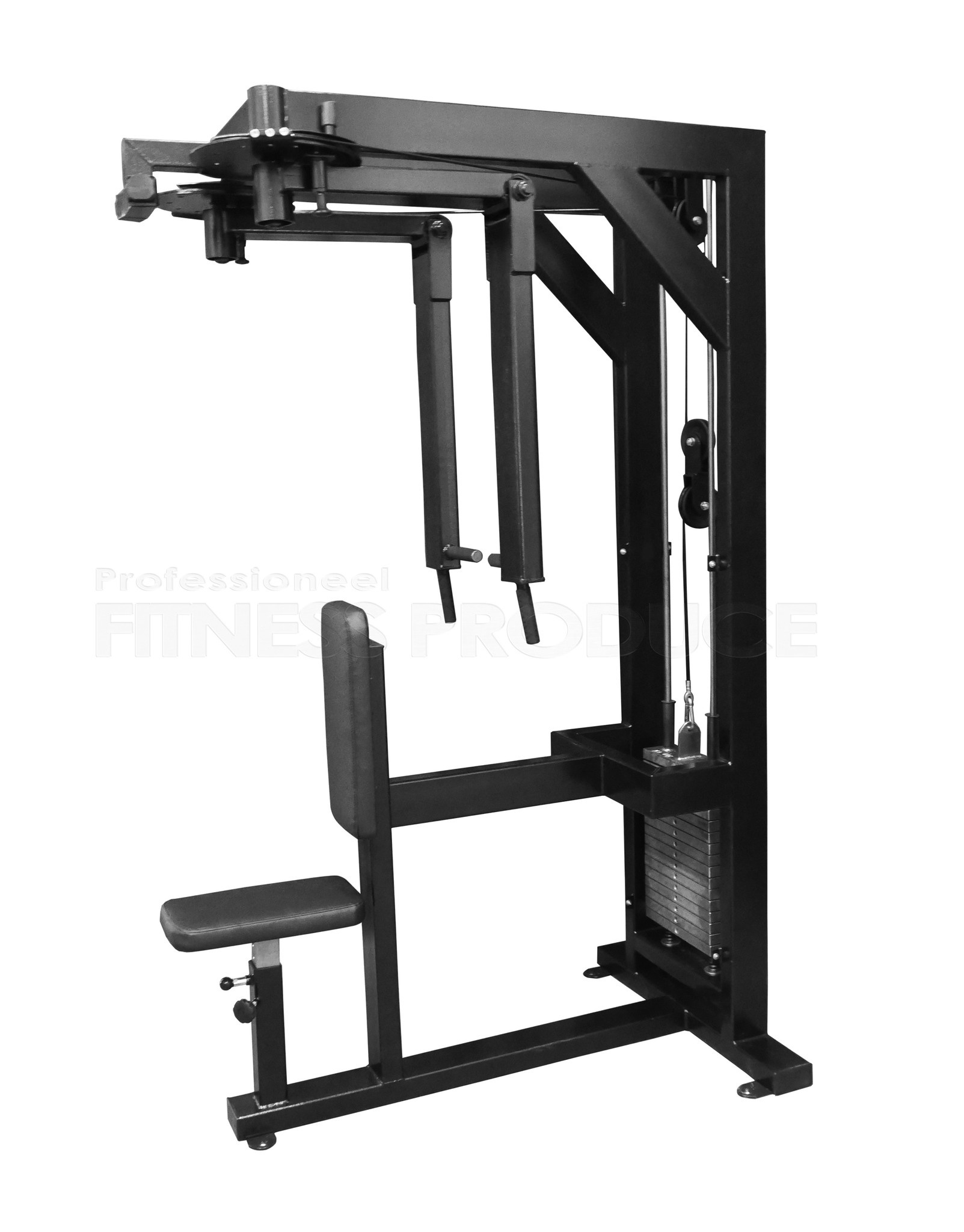 FP Equipment Peck Fly and Rear Delt Machine