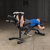 Body-Solid FID46 Olympische Flat-Incline-Decline Bench