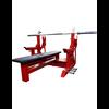 FP Equipment Olympic Flat Bench Press Professioneel - Custom Made