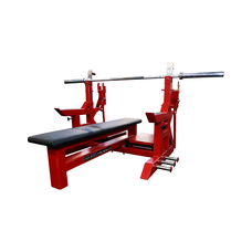 FP Equipment Olympic Flat Bench Press Professioneel