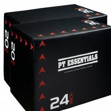 PTessentials Soft Plyo Box set van 2 - levertijd NNB