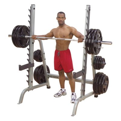 Body-Solid GPR370 Multi Press Rack - Squat Rack