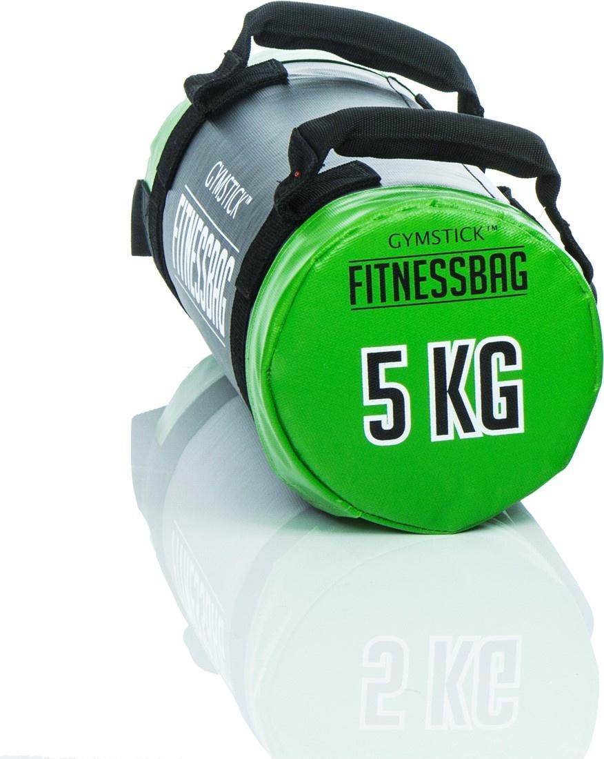 Gymstick sandbag (5 kg) + workout DVD