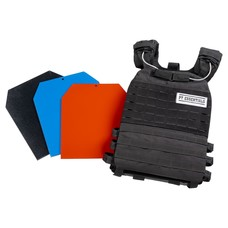 PTessentials Crossfit Tactical Vest - Plate Carrier