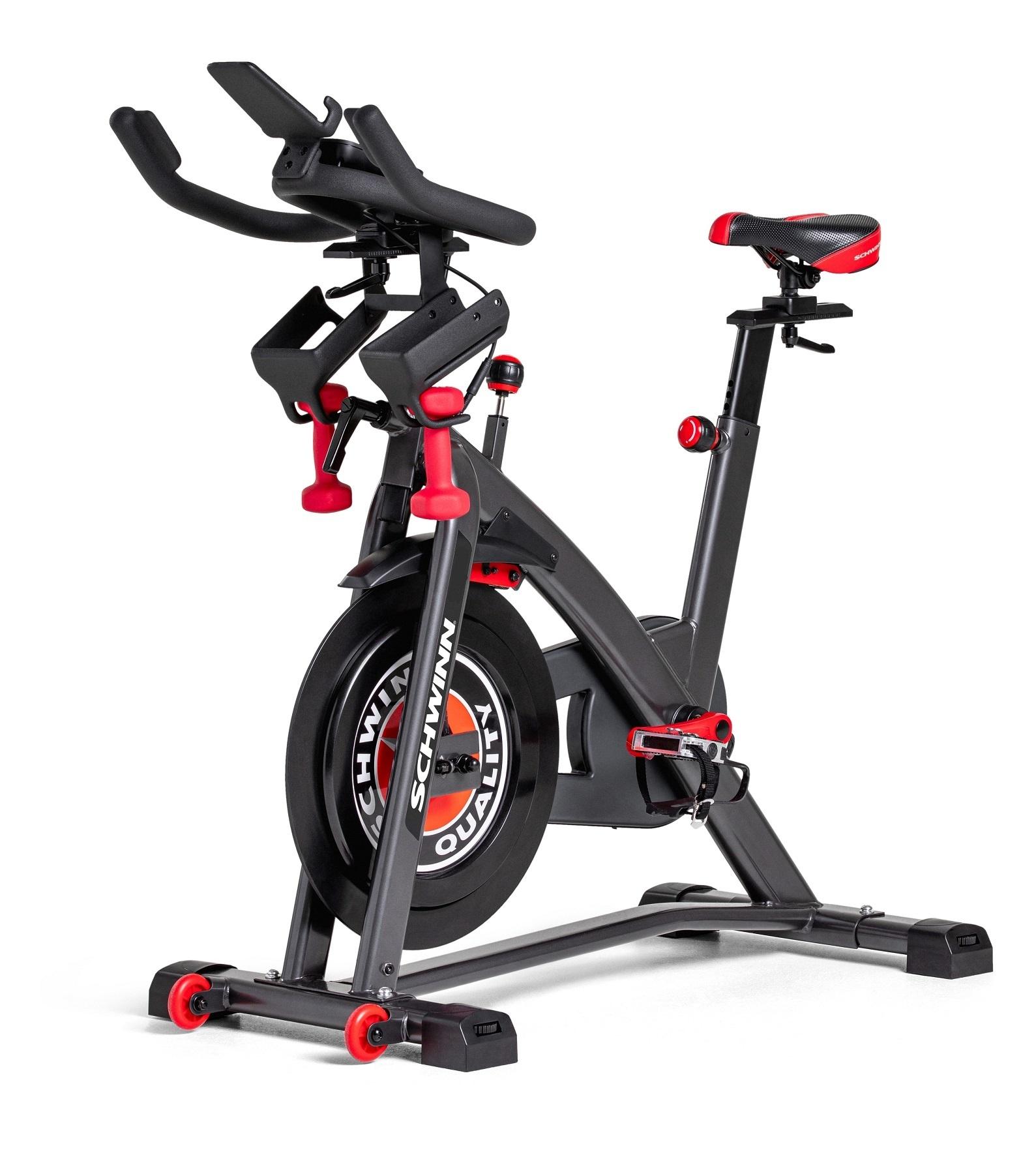 Schwinn Schwinn IC8 Spinbike - met Zwift en Ridesocial