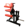 FP Equipment Leg Extension and Curl Machine - Plate Loaded