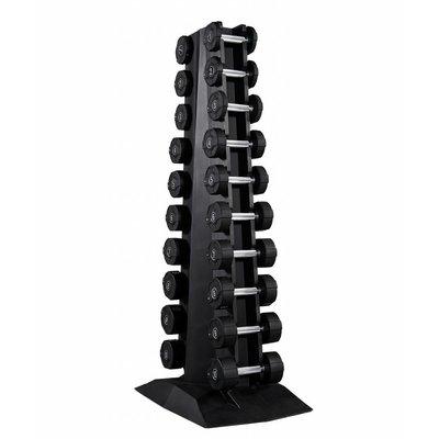 Lifemaxx LMX94 PU Dumbbell Toren - wordt geleverd zonder dumbbells