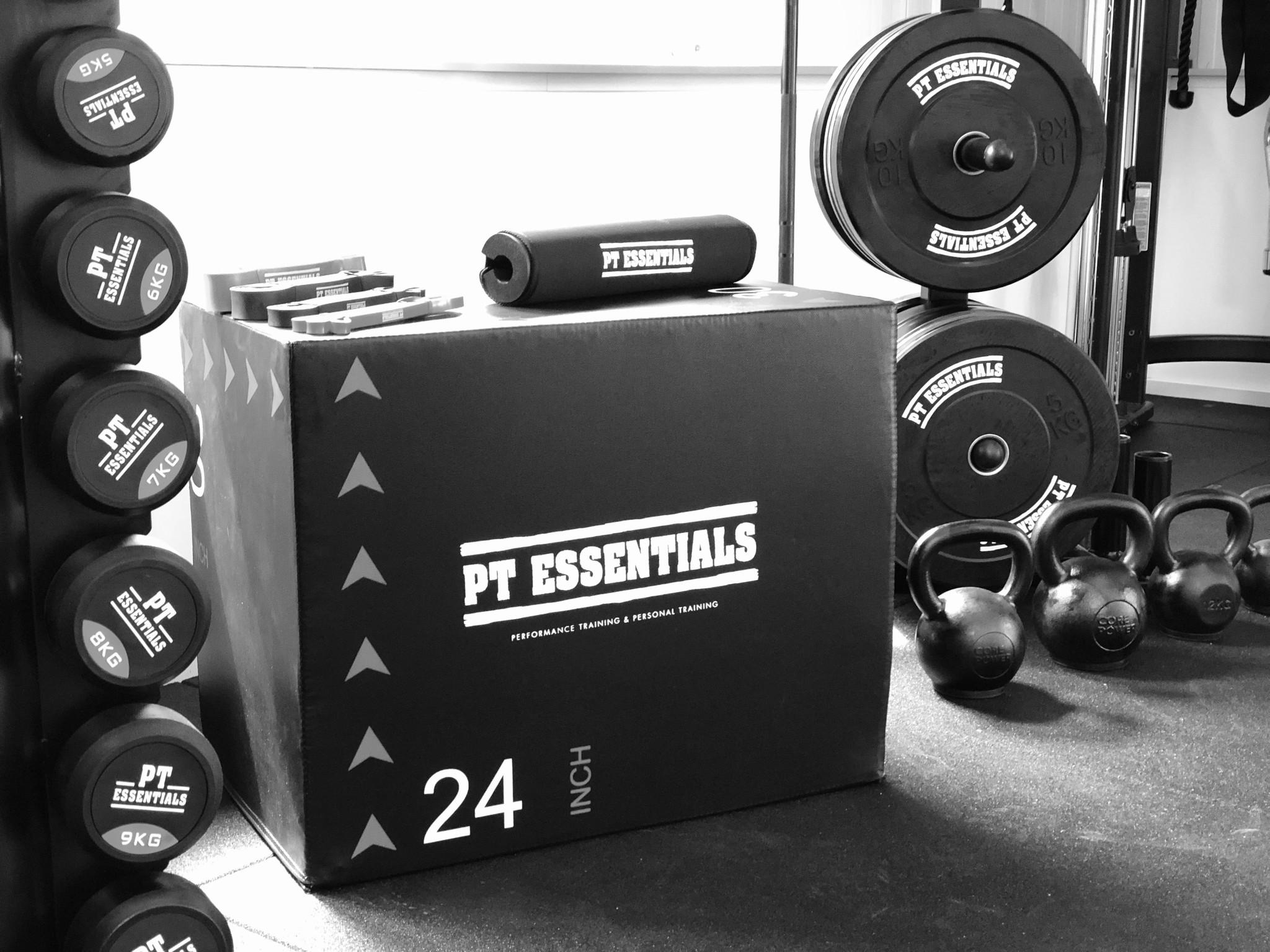 De meest gewilde fitnessmaterialen voor crossfit en functional fitness