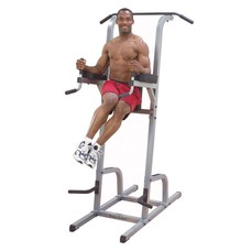 Body-Solid GVKR82 Vertical Knee Raise - Dip - Pull-up - Direct Leverbaar