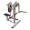 FP Equipment Seated Lateral Shoulder Raise Machine Plate Loaded