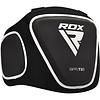 RDX Sports Borstberschermer T2 Zwart van gepatenteerde Maya Hide