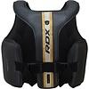 RDX Sports T17 Aura Borstbeschermer - Zwart/goud
