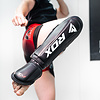 RDX Sports Shin Instep Molded KING - Zwart