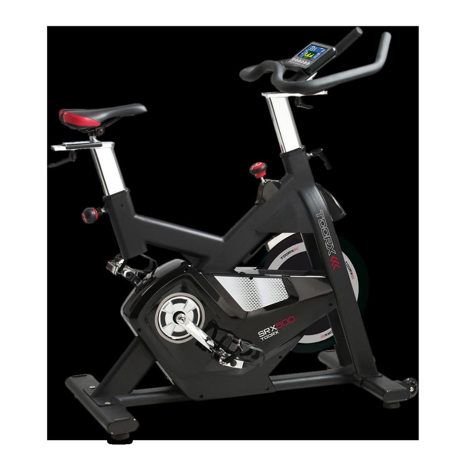 Toorx SRX-500 Indoor Cycle met Kinomap - verwacht november