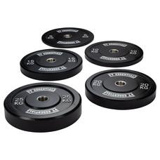 PTessentials CROSSFIT Bumperplate Voordeelset 70 of 100 kg