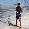 RDX Sports  Hosiery Ankle Sleeve - Enkelbeschermer Zwart Goud