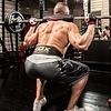 RDX Sports Gym Lederen Gewichtenhef Riem