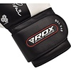 RDX Sports Bokshandschoenen Leer S4 - Zwart