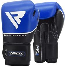 RDX Sports Bokshandschoenen Leer T9 Blauw