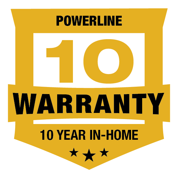 PowerLine garantie
