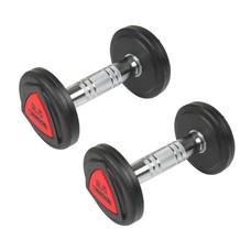 Hammer Fitness PU Dumbbell - PRO - per paar