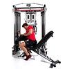 Inspire Fitness Preacher Curl Attachment voor FT1 en FT2 bench