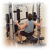 Body-Solid GLA348 Lat Attachment voor GS348 incl. 95 kg stack