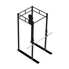 PTessentials Heavy Duty Crossfit Rig V26
