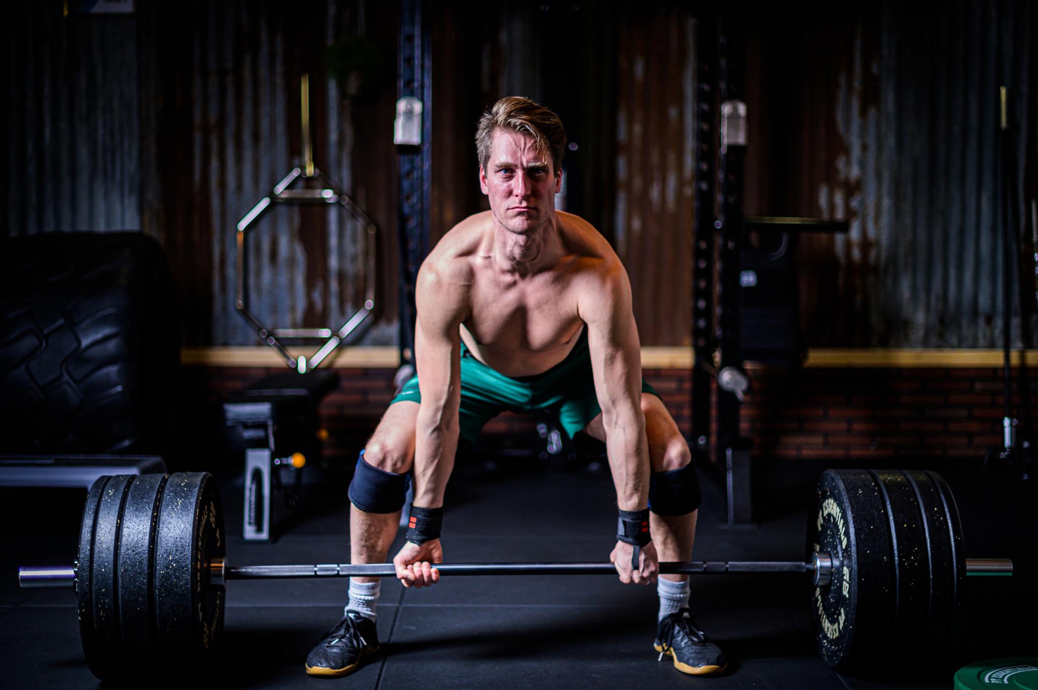 Waarom een olympische halterset kopen een goede investering is