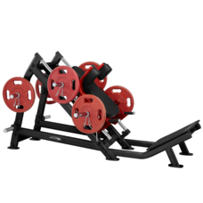 Steelflex Plate Load Hack Squat Machine | Gratis installatie