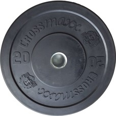 Crossmaxx LMX 87 Bumper Plates 50 mm - Zwart - Leverbaar December