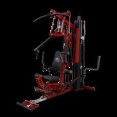 Body-Solid G6BR Homegym - Red/Black - gratis installatie
