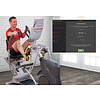Octane XR6XI Seated Elliptical Smart Console
