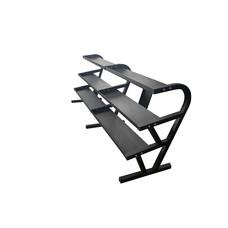PTessentials HD Dumbell Storage Rack 2 x 3 layers | Multifunctioneel