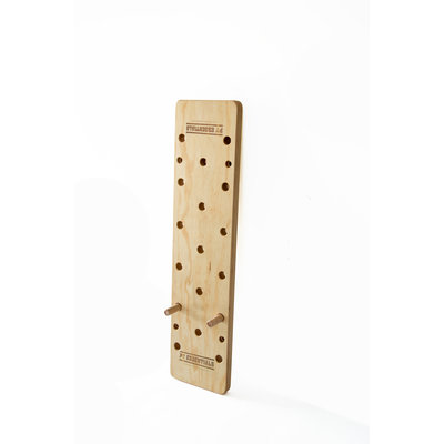 PTessentials Pegboard XL 170 cm - houten peg board