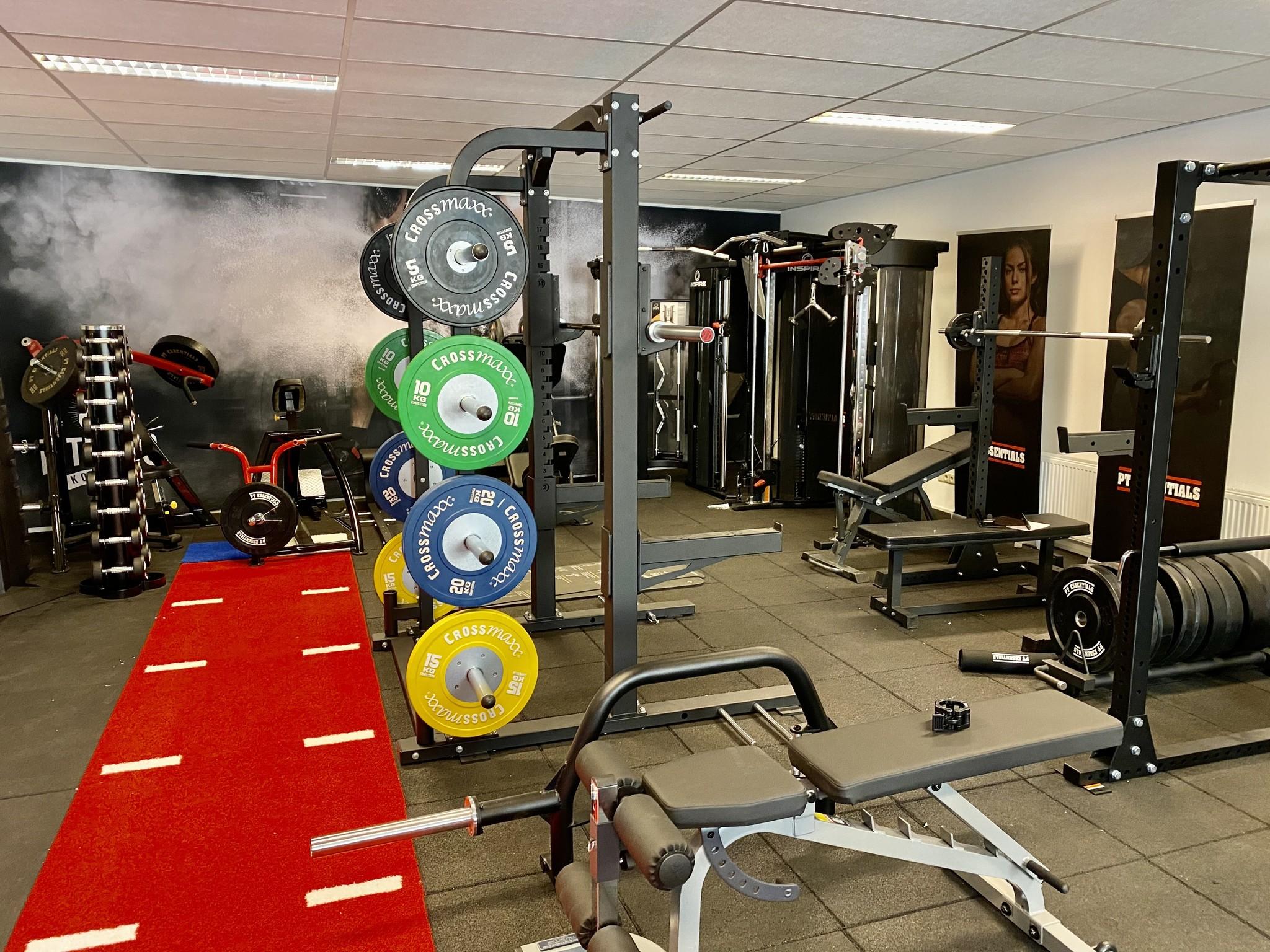 Showroom Fitnesskoerier.nl
