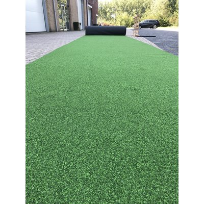 PTessentials Kustgras Sprinttrack Multiplay Groen - Single Colour - 4 x 25 meter